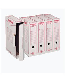 Scatola archivio STORAGE LEGALE (1602) 90x370x260mm REXEL