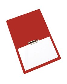 Cartellina c/pressino presspan LILLIPUT 26x33cm rosso CDG