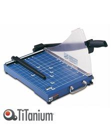 TAGLIERINA A LEVA A4 310mm 3023 TiTanium