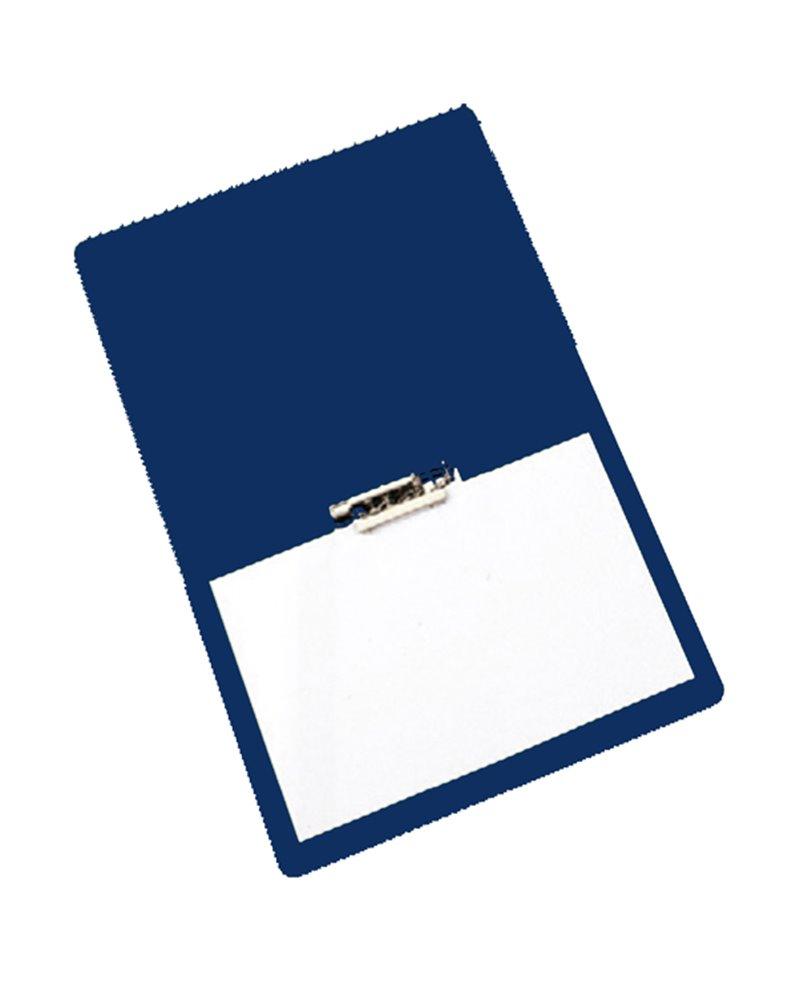 Cartellina c/pressino presspan LILLIPUT 26x33cm blu CDG