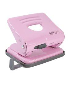 Perforatore 825 2 fori rosa max 25 fg Rapesco