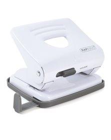 Perforatore 825 2 fori bianco max 25 fg Rapesco
