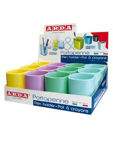 Portapenne Keep Colour Pastel col. ass. Arda