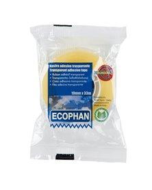 Nastro adesivo Ecophan 19mmx33mt in caramella Eurocel