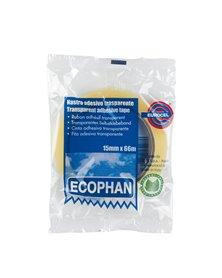 Nastro adesivo Ecophan 19mmx66mt in caramella Eurocel