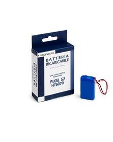 Batteria ricaricabile per Conta/verifica banconote PIXEL S2