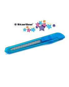 Cutter 9mm con bloccalama Basic Starline