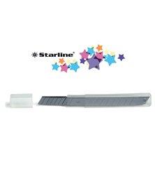 Blister 10 Lame 9mm universali per cutter Starline
