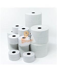Blister 10 rotoli RC carta termica BPA free FSC 55gr 80mm x 40mt Ø55mm