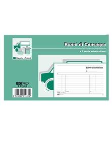 BLOCCO BUONI DI CONSEGNA 50/50 10X17CM RIC E5196C