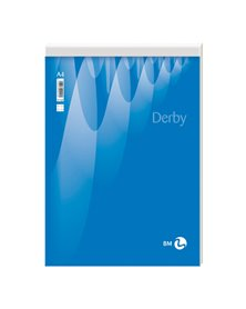 BLOCCO NOTE DERBY 100x150mm 70fg 60gr PM 5mm BM