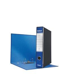 Registratore OXFORD G82 blu dorso 5cm f.to commerciale ESSELTE