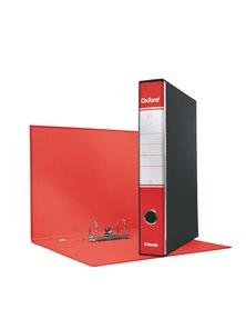 Registratore OXFORD G82 rosso dorso 5cm f.to commerciale ESSELTE