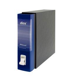 Registratore New Dox 1 blu dorso 8cm f.to commerciale Esselte