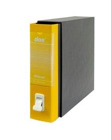 Registratore New Dox 1 giallo dorso 8cm f.to commerciale Esselte