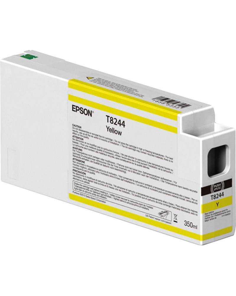 TANICA INCHIOSTRO GIALLO 350ML MPER PLOTTER EPSON SURECOLOR SERIES SC-P6000