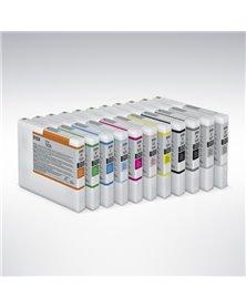 TANICA INCHIOSTRO a pigmenti Nero Light Light EPSON UltraChrome HDR _200ml