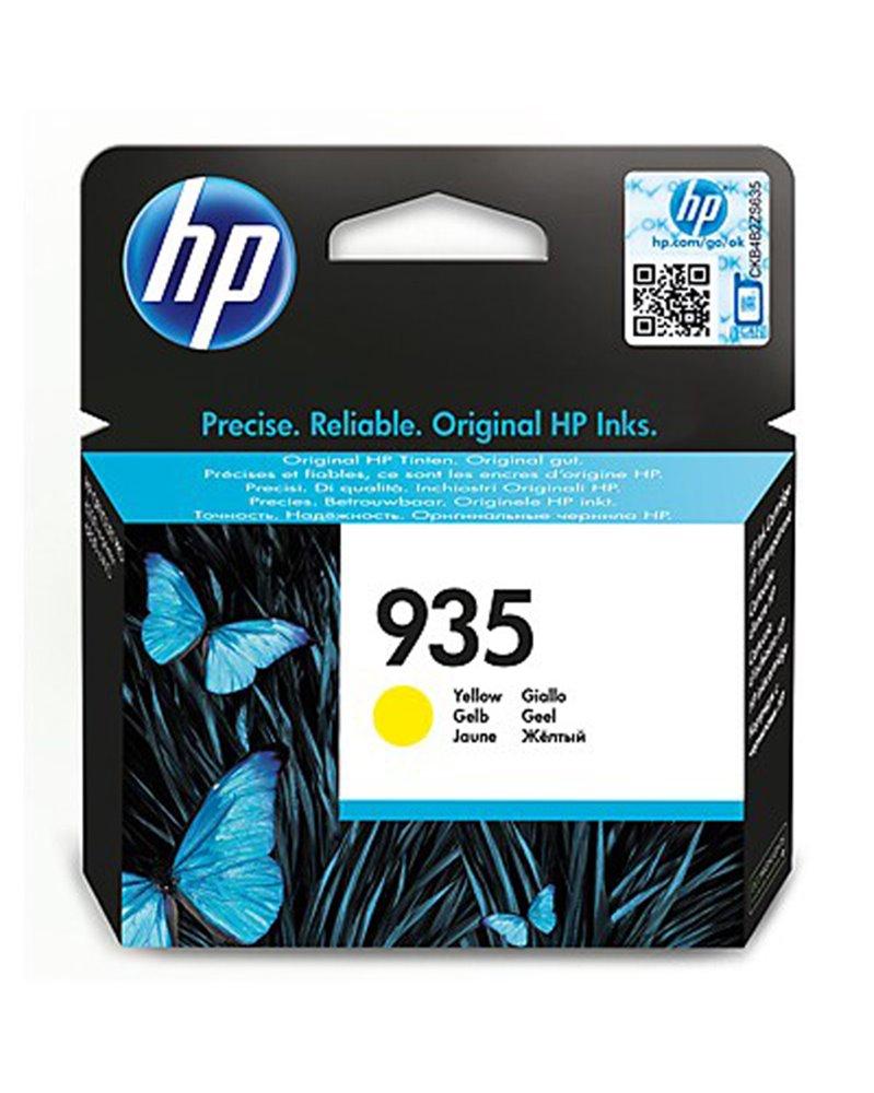 CARTUCCIA INK GIALLO HP 935