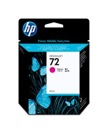 CARTUCCIA D'INCHIOSTRO HP 72 MAGENTA, DA 69 ML CON INCHIOSTRO HP VIVERA