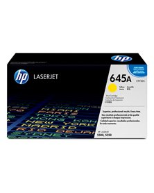 CARTUCCIA DI STAMPA SMART PER STAMPANTI HP COLOR LASERJET 5500 GIALLO 12000PG.