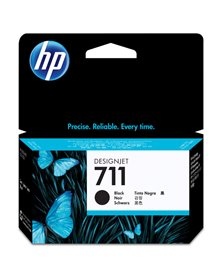 CARTUCCIA D'INCHIOSTRO HP 711 DA 38 ML NERO