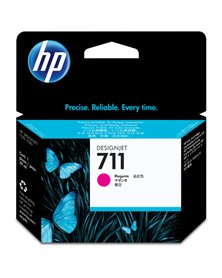 CARTUCCIA D'INCHIOSTRO HP 711 DA 29 ML MAGENTA