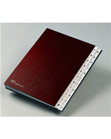 MONITORE A/Z FRASCHINI FORMATO 24X34CM ROSSO ART. 640-D